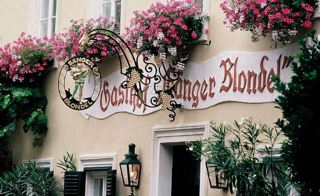 Sänger Blondel